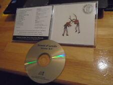 RARE ADVANCE PROMO Streets Of Laredo CD Volume I & II folk rock The Three Seas !