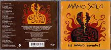 CD 17 TITRES MANO SOLO LES ANNÉES SOMBRES DE 1995