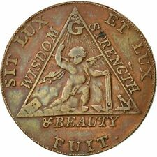 Médailles étrangères en cuivre