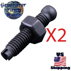 2 Rocker Arm Screw for Buffalo Tool Capital CTQ Dayton Duramach Duromax Diesel