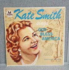 Kate Smith Sings God Bless America L1705 HiFi TOPS LP