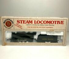 Bachmann HO Scale Union Pacific #1836 Steam Locomotive 2-6-2 With Smoke