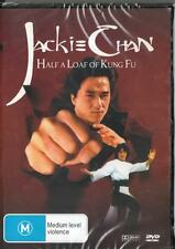 HALF A LOAF OF KUNG FU - JACKIE CHAN NEW & SEALED  REGION 4 DVD FREE LOCAL POST