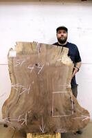 Natural Walnut Coffee Table Wood Slab Live Edge Kitchen Tabletop DIY Raw 5901x12