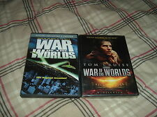 the War of the Worlds 1953 Original + 2005 Remake