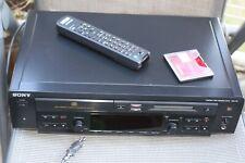 Sony MXD-D3 CD Player mit MiniDisc Recorder