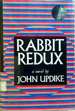 RABBIT REDUX John Updike HC/DJ 1st Edition 1971 ex-Libr