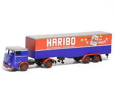 Lemke lc3623-camion Büssing LU 11-16 semi-remorque Haribo-PISTE N-Neuf