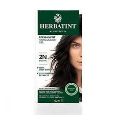 Herbatint Herbal Natural Hair Colour Dye Brown 2n 120ml