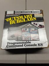 Sears Home Control System Programmable Command Console 4 Piece Kit