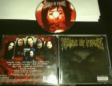Cradle of filth - From the cradle to enslave CD