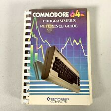 Commodore C64 Programmer's Reference Guide Printing Schematic Vintage
