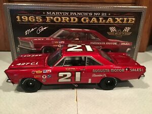 University of Racing 1965 Marvin Panch Augusta Motor Galaxie 1/24