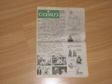 Cairn Studio Collector Society News Newspaper Special Edition Retirees Census