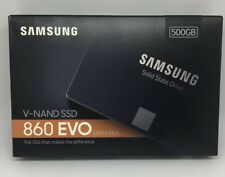 "Samsung EVO 860 500GB Internal 6.35 cm 2.5"" Internal SSD (MZ76E500)"