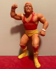 WWF Vtg 1988 HULK HOGAN Figure RED SHIRT Wrestling Superstars LJN Series 5 WWE