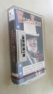 Willie Nelson Super Hits Cassette Tape NOS Gift Collectible Marijuana Weed 420