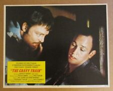 THE GRAVY TRAIN MOVIE POSTER LOBBY CARD 1974 #2 ORIGINAL 11x14 STACY KEACH