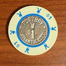 New listing Playboy Casino - $1 Casino Chip Atlantic City, Nj