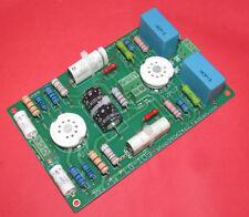 12AX7+12AU7 Tube Pre-amp Pre-amplifier 2-channel Board Based MATISSE Circuit
