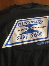 Boys Youth PISMO California Beach Surf Shop Shirt T-Shirt. Girls Surfer