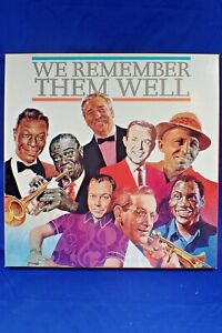 WE REMEMBER THEM WELL 8 LP RECORD BOX SET READERS DIGEST