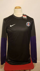 Maillot PSG gardien player issue sans sponsor 2012 2013 BNWT