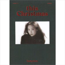 Taeyeon - This Christmas : Winter Is Coming SNSD Girls Generation New Sealed CD