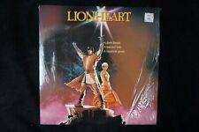 *LASERDISC* LIONHEART fantasy film magic medieval Jerry Goldsmith /SHRINK TOP