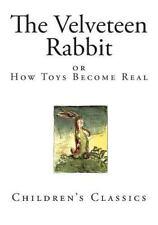 VELVETEEN RABBIT - NEW PAPERBACK BOOK