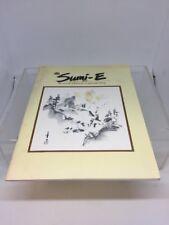 YASUTOMO & CO. YONS2  SUMI INK INSTRUCTION BOOK
