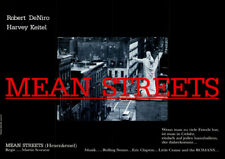 Hexenkessel ORIGINAL A1 Kinoplakat Martin Scorsese / Robert DeNiro / H. Keitel