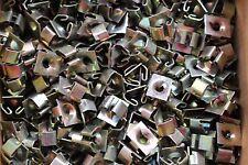 10 Stück Mercedes Presslochmutter Blechmutter Clip Halteklammer 4,3  mm