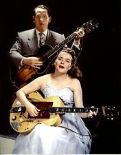 Les Paul and Mary Ford 8x10 photo R8471