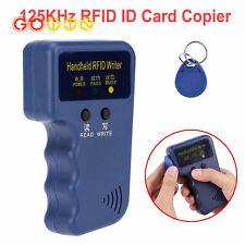 125KHz Handheld 125KHz RFID Card ID Reader/Writer/Copier ID Cards Tags Kit