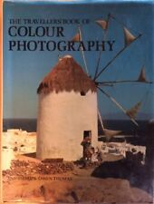 Travellers' Book of Colour Photography 1972 Huge! Dust Jacket