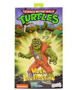 NECA Teenage Mutant Ninja Turtles Cartoon Series Ultimate Muckman Action Figure