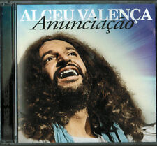Alceu Valenca - ANUNCIACAO - Brazil Music CD 5099908345226