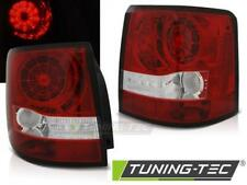 FANALI POSTERIORI LAND ROVER RANGE ROVER SPORT 05-09 RED WHITE LED LOOK*2371