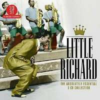 Little Richard - The Absolutely Essential 3 CD Nuovo CD