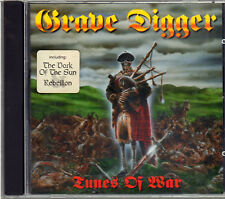 """GRAVE DIGGER """" TUNES OF WAR """" CD NUOVO  1996"""