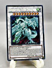 Yu-Gi-Oh! Shooting Star Dragon CT07-EN004 Limited Edition Secret Rare NM YuGiHo
