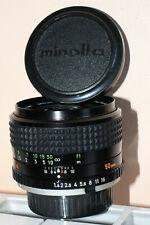 Minolta 50 mm 1,4 PG