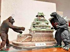 KING KONG vs GODZILLA 2 Loose Figure SET SKULL ISLAND NECA KOM of MONSTERS 2004