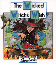 Letterland Storybooks - The Wicked Witch's Wish, Jenny Samways   Paperback Book