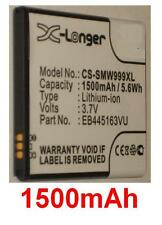 Eb445163vu type 1500mah battery for samsung omnia gt-s7530 m
