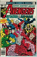 Avengers 161 FN/VF Ultron Bronze Age Classic