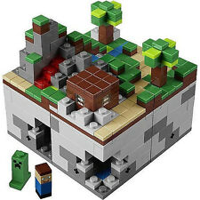 LEGO CUUSOO MINECRAFT  21102