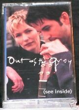 Out Of The Grey See Inside 10 track christian CASSETTE TAPE NEW!