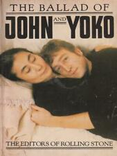 THE BALLAD OF JOHN AND YOKO PRIMA EDIZIONE AA.VV. ROLLING STONE 1982